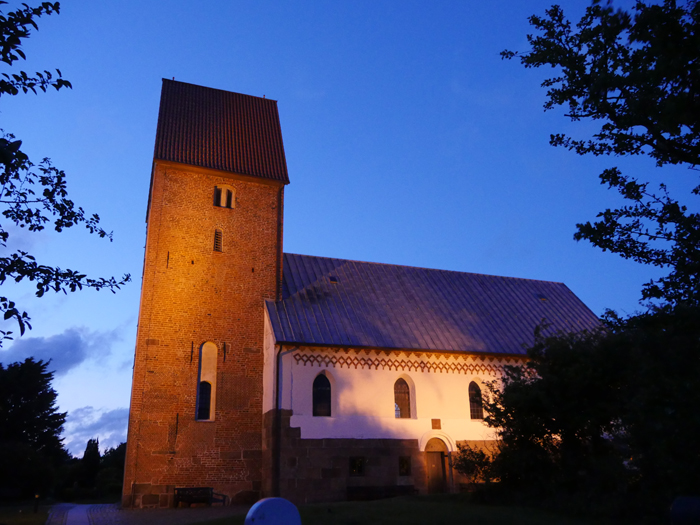 St Severin Sylt