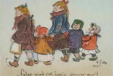 Heinrich-Zille-1858-1929_Vater-wird-sich-frei'n_Farbgraphik-nach-dem-Aquarell_verso-der-offizielle-Nachlaßstempel-in-Rot-370x251.jpg
