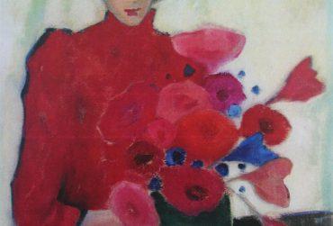Anke-Bertheau-Frau-in-Rot-Öl-auf-Leinwand-95x85cm-370x251.jpg